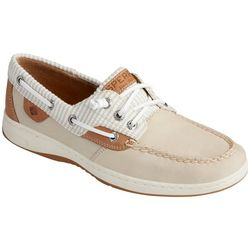 Sperry Womens Rose Fish Boat Shoe