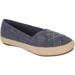 Mia Amore Womens Frannie Slip on
