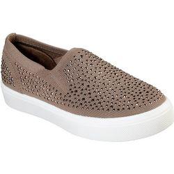 Skechers Womens Poppy Studded Affair Shoe