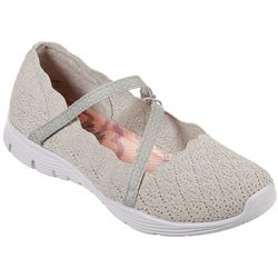 Skechers Womens Seager Strike Out Shoes