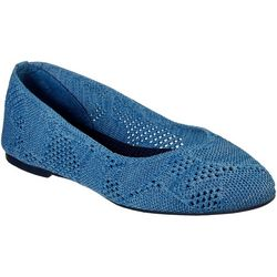 Skechers Womens Cleo Knitty City Shoes