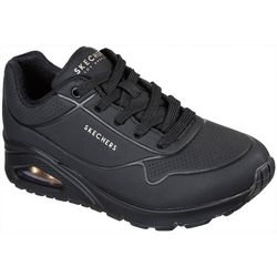 Skechers Womens Uno Stand on Air Street Shoes