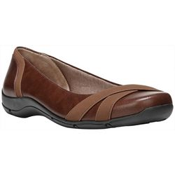 LifeStride Womens Dari Cross Flats