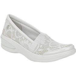 Womens Flirty Wedge Sneaker