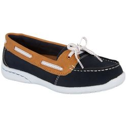 Reel Legends Womens Skiff Boat Shoes