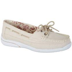 Reel Legends Womens Sail Boat Shoes