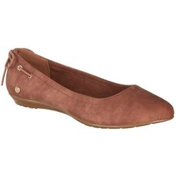 Gloria Vanderbilt Womens Nita Flats
