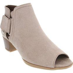 Gloria Vanderbilt Womens Rosalind Ankle Boots