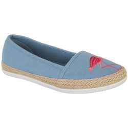 Coral Bay Womens Maria Flamingo Shoes