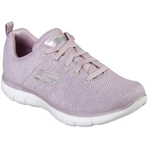 2733391f31bb Skechers Womens Flex Appeal 2.0 High Energy Training Shoes