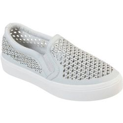 Skechers Womans Poppy Diamond Gal Shoes