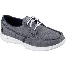 Skechers Womens GOwalk Isla Boat Shoes
