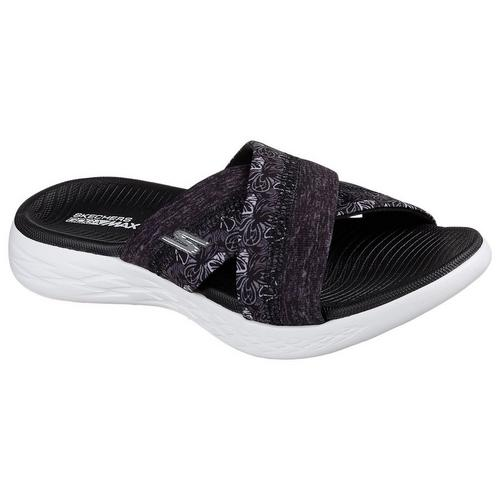 86a600f7cfd0 Skechers Womens On The Go 600 Monarch Sandals