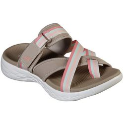 Skechers Womens On The GO 600 Summit Sandals
