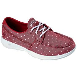 Skechers Womens GOwalk Lite Soliel Boat Shoes