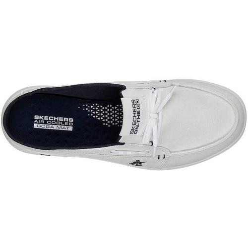 Skechers Womens On the GO Glide Ultra Sail Boat Shoes WYzt0
