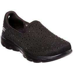 Skechers Womens GOwalk Evolution Ultra Enrich Walking Shoes