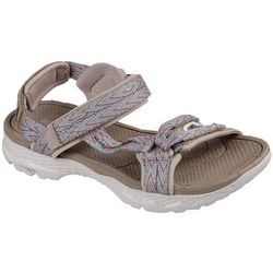 Skechers Womens GOwalk Outdoors Runyon Sandals