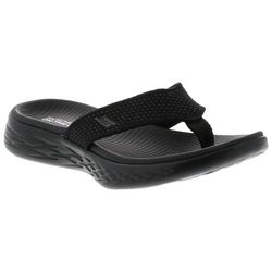 Skechers Womens On The GO 600 Flip Flops