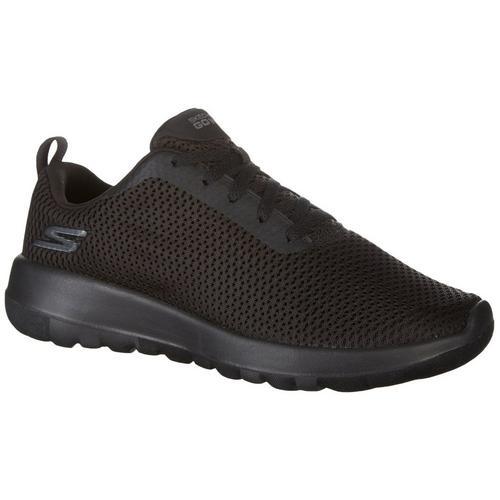 Details about Ladies Skechers Casual Shoes Go Walk Joy