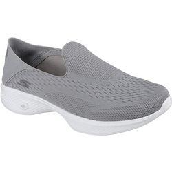 Skechers Womens Skechers GOwalk 4 Convertible Walking Shoes