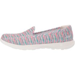 Skechers Womans GOWalk Lite Showy Shoes