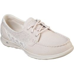 Skechers Womens GOwalk Lite Oceans Shoes
