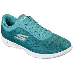 Skechers Womens GOwalk Lite Savvy Walking Shoes
