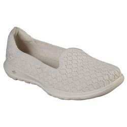 Skechers Womans GO Walk Lite Daisy Walking Shoe