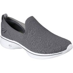 Skechers Womens GOwalk 4 Gifted Athletic Shoes