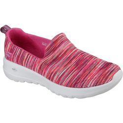 b5b5b107fc7a Skechers Womens GOwalk Joy Terrific Athletic Shoes