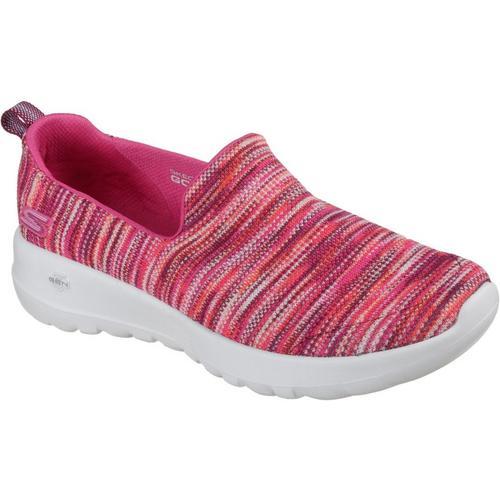 1bf61a7fb6e Skechers Womens GOwalk Joy Terrific Athletic Shoes
