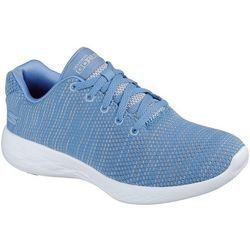 Skechers Womens GOrun 600 Obtain Athletic Shoes