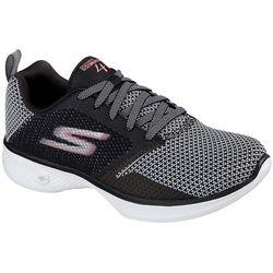 Skechers Womens GOWalk 4 Edge Athletic Shoes