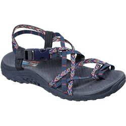 Skechers Womens Reggae Islander Sandals