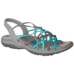 Skechers Womens Reggae Forget Me Not Sandals