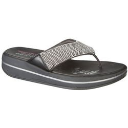 Skechers Womens Upgrades Thong Sandals