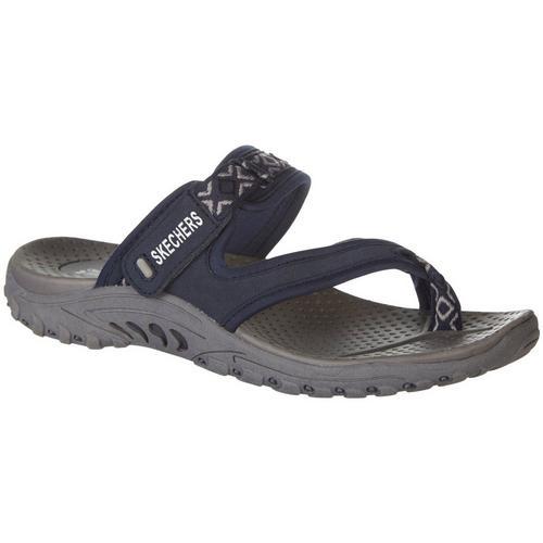 5872e120aa19 Skechers Womens Reggae Trailway Relaxed Sandals
