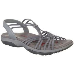 Skechers Womens Reggae Slim Spliced Sandals