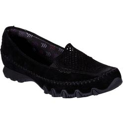 Skechers Womens Bikers Perf-Action Shoes