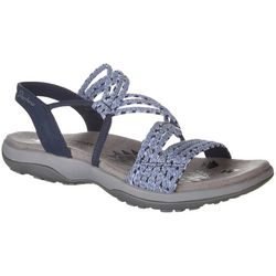Skechers Womens Reggae Slim Sandals