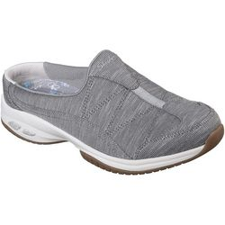 Skechers Womens Commute Time Carpool Athletic Mules
