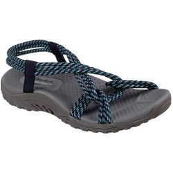 Skechers Womens Reggae Trail Loop Sandals