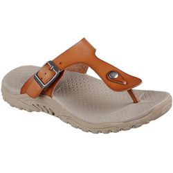 Skechers Womens Reggae Clay Sandals