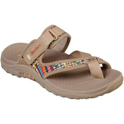 Skechers Womans Reggae Mad Swag Sandals