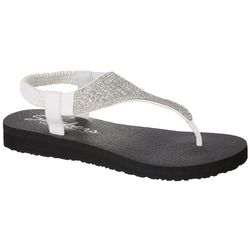 Skechers Womens Mediation Rock Sandals