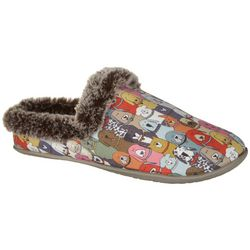 Skechers Womens BOBS Cuddle Mutts Loafers
