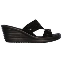 Skechers Womens Rumblers Wave Ibiza Sandals