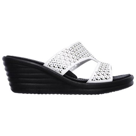 e27274b50 Skechers Womens Rumblers Wave Ibiza Sandals