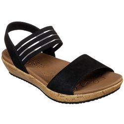 Skechers Womens Brie Lo'Profile Sandals